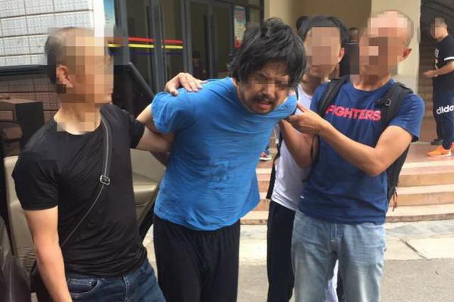 夫妻杀人潜逃16年云南开客栈 沪警方通过人像比对抓捕