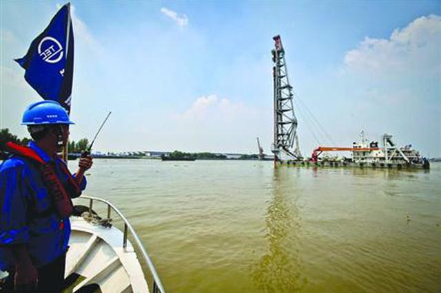 黄浦江上特大桥昆阳路越江大桥开建 2020年建成通车