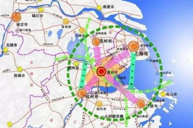 南通嘉兴同提接轨上海 轨交对接相同产业发展有差异
