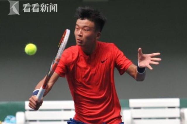 上海选手吴迪全运会网球男单夺冠 实现个人三连冠