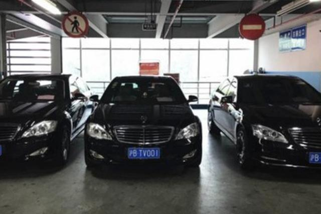 上海二手车市场现三胞胎套牌车 同款同牌同车主
