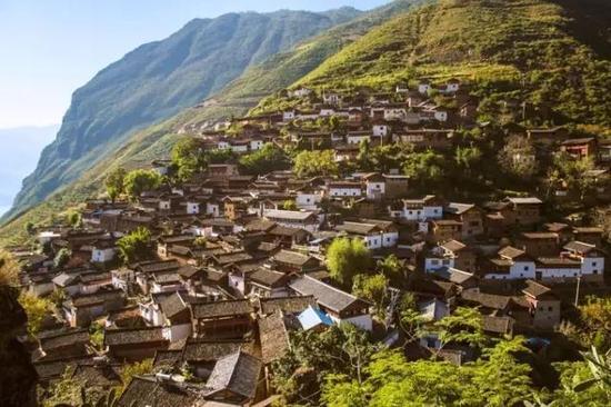 丽江·宝山石头城