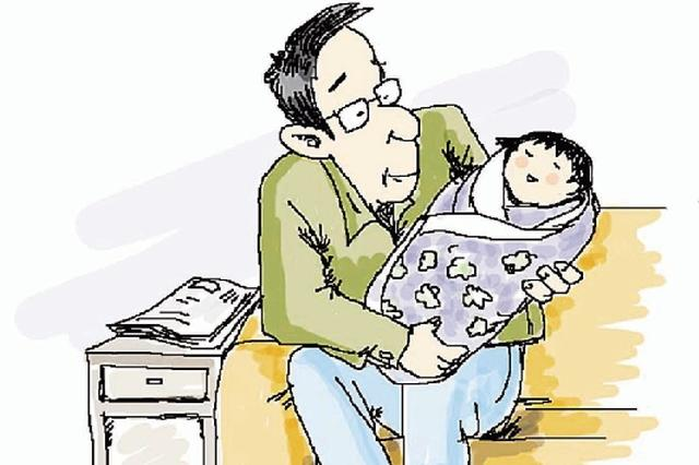 男子发现弃婴 瑞士夫妇收养14年来感谢