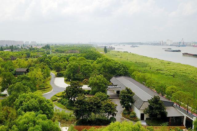 上海土地整治保留和提升土地功能 释放21座郊野公园
