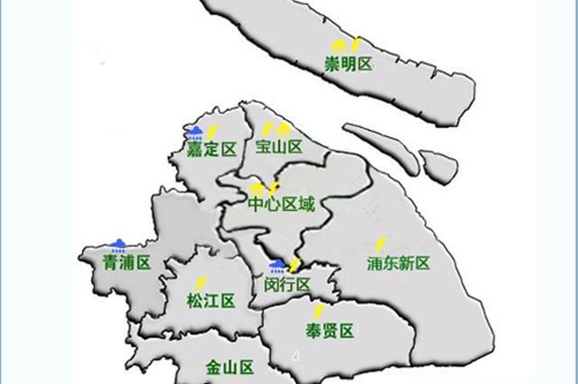 上海双黄蛋再现:暴雨、雷电黄色预警高挂