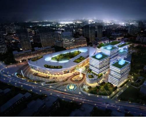 盘点上海即将开业的商场 个个亮点十足