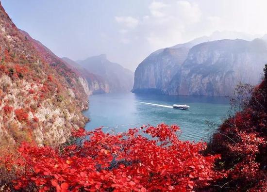 重庆 · 三峡