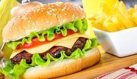 魔都超全奇葩口味汉堡大集合