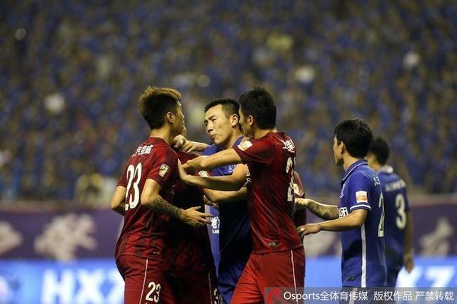 上海德比战回顾:申花由盛而衰 上港期待足协杯复仇
