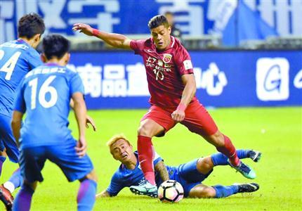 足协杯决赛首回合复盘申花防守为先 上港战术不当
