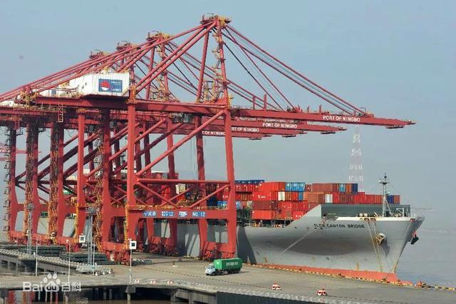 宝武中标世界级工程 宁波舟山港主通道三年内竣工通车