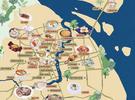 """上海非遗""""美食地图""""出炉"""