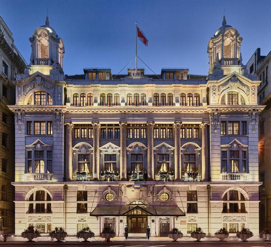 上海外滩华尔道夫酒店 客房预售