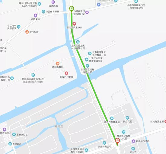 嘉定澄浏中路今起半封闭大修 全长约894米持续近6个月