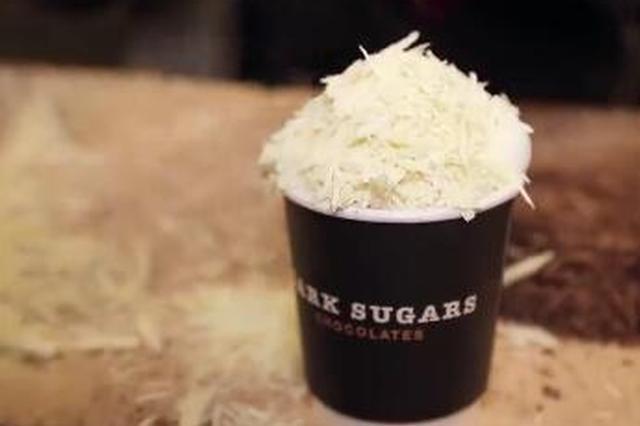 英国超火的热巧克力饮品