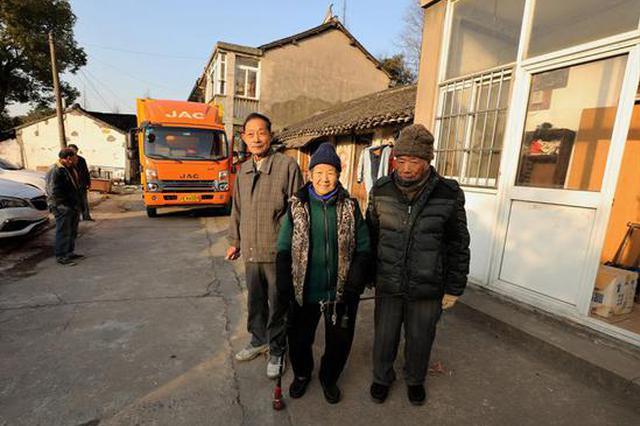 闵行李家宅动迁故事:八旬老夫妇的第一次搬家
