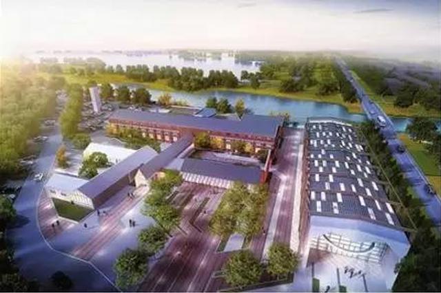 崇明生态岛建设 1.8万平方米游客接待中心8月启用