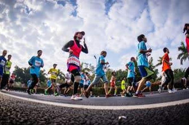 昆山将迎首场马拉松 赛事融入两岸一家亲主题