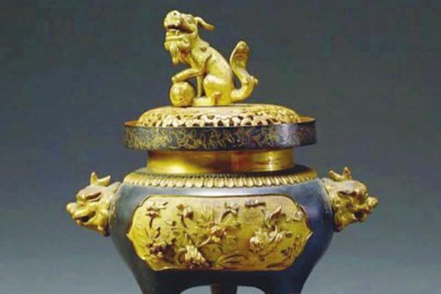 上海博物馆珍藏赴美法俄特展 包括国家重器史颂鼎等