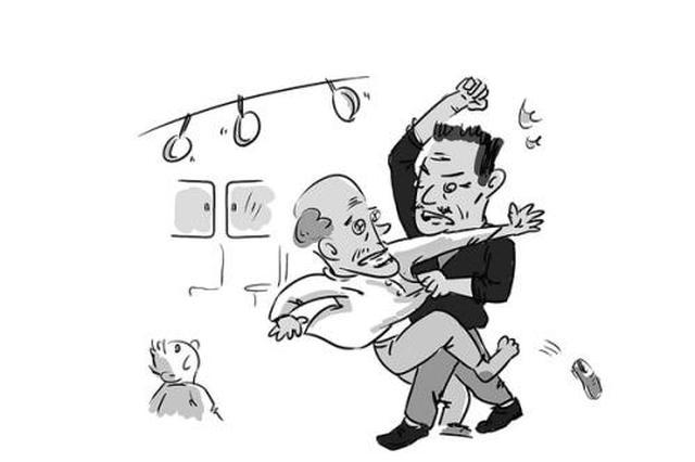 九旬老翁将八旬老人推倒致残 养老院拒绝担责