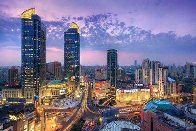 徐家汇国贸中心预计2019年上半年开业 或成浦西第一高