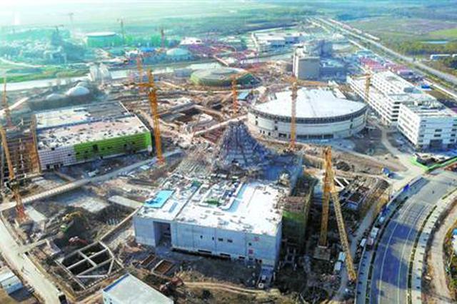 上海海昌海洋公园9月28号正式开园 分为五大主题区
