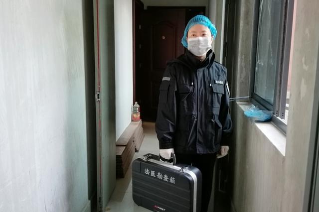 上海一线女法医尸检从不带口罩 工作16年解剖上百尸体