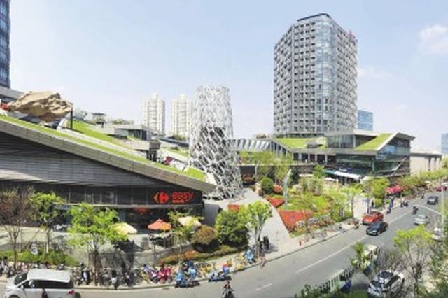 上海去年新增50多家购物中心 今年至少再开33家