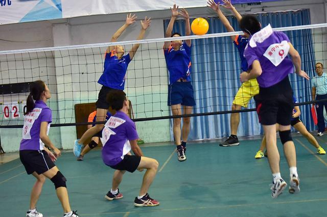 专访前中国女排队员周鹿敏:期待上海排球走进全民时代