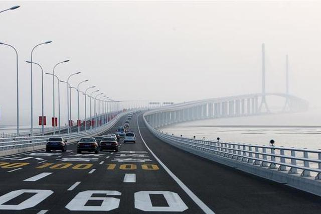 G40长江隧桥清明迎来客流高峰 精细化管理解拥堵困局