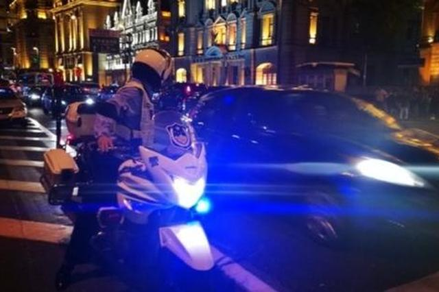 上海交警公布今年醉驾前50名单 最高超标准值5倍