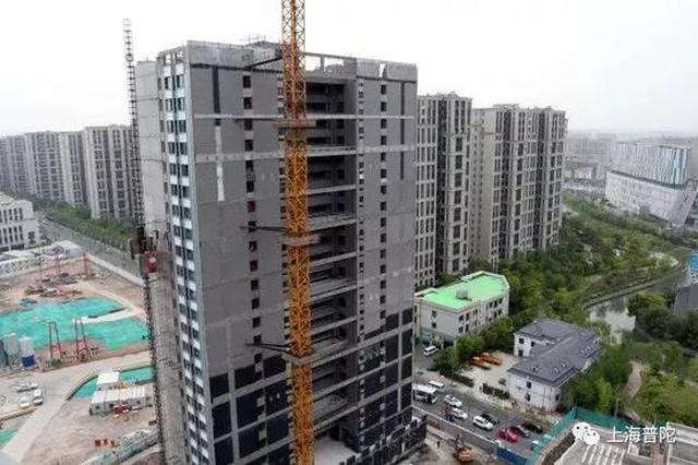 普陀又一中环内公租房将建成 样板房实景图曝光