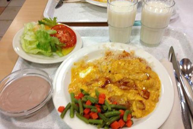 沪中小学9月起开展食育工作 培养良好的膳食习惯