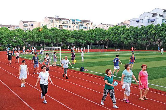 沪实施市民体育健身条例总体良好 部分条款执行不到位