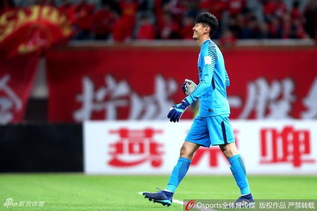 上港队4:3击败北京人和 门神颜骏凌双手护送球队晋级