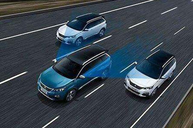 沪无人驾驶路测范围将扩大 测试区内试点新型道路标志
