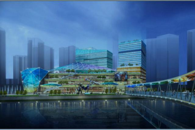 曹家渡花鸟市场将变电子娱乐中心 拟新建一座人行桥