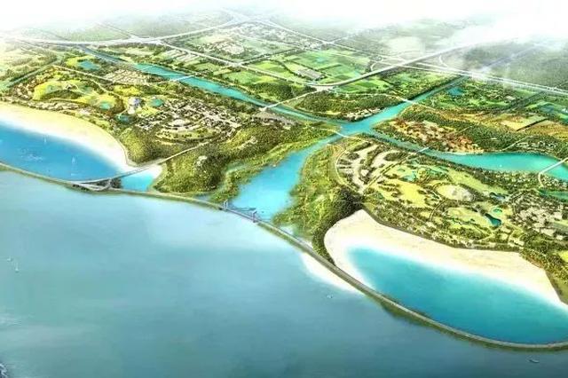 合庆郊野公园一期预计2020年开园 最新效果图一览