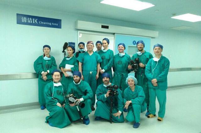 上海岳阳医院新病种上首用针刺麻醉 全球范围开先河