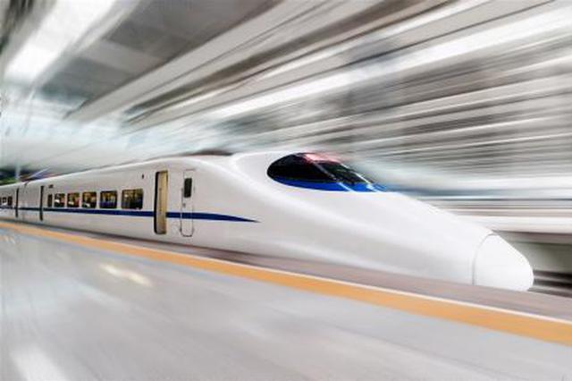 7月起上海至武汉高铁提速 两趟动车延长到襄阳东