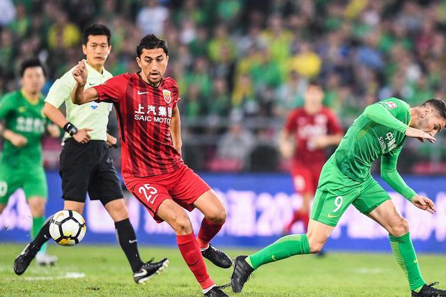 足协杯八强战上港1:2不敌国安 限制对手进攻成关键