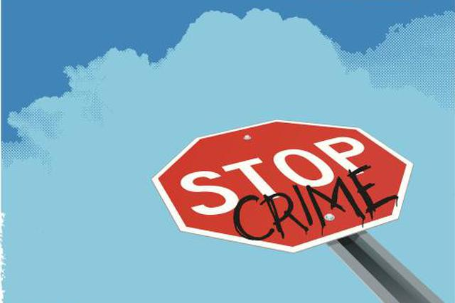 申城上半年违法犯罪案接报数下降27.4% 社会治安平稳