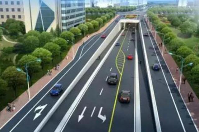 闵行徐汇区区通道路年底竣工 闵行东部地面交通将改善