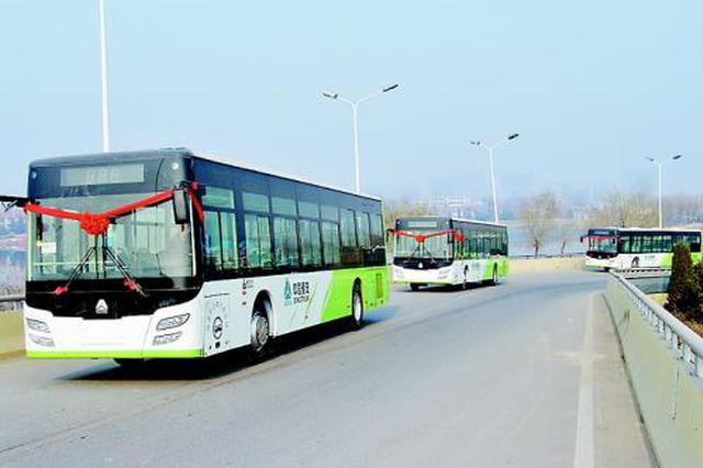 首部公交新能源车操作大全发布 驾驶员能轻松掌握