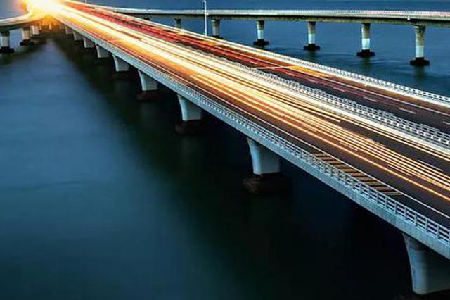 昆阳路越江大桥主塔施工 未来行人、非机动车都可通行