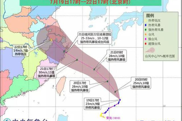 受台风影响 明起4天长三角部分火车票暂停发售