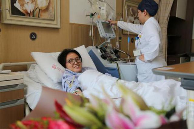 护士为10岁男孩捐赠造血干细胞:他上辈子一定是我孩子