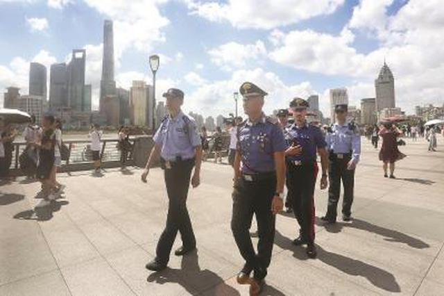 中意警察在沪开展联合巡逻 增进互信加深友谊