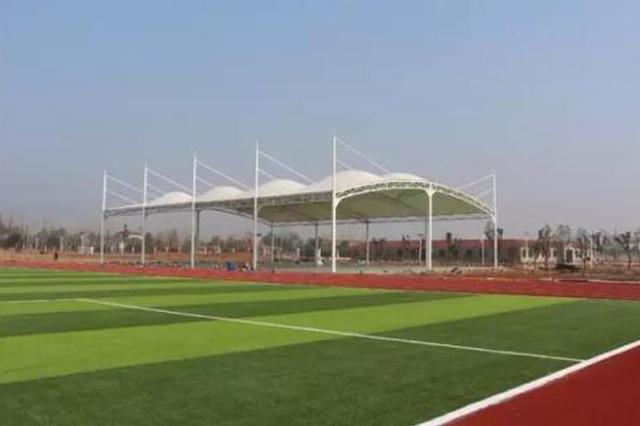 上海首个共享运动场启用 无人管理无现金支付