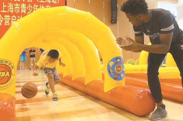 上海近千体育设施今日免费开放 构建15分钟体育生活圈